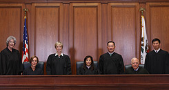 California Supreme Court January 2015