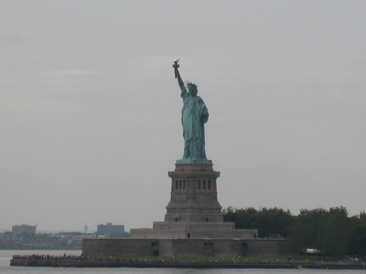Statue of Liberty UNESCO World Heritage Monument