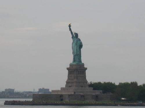 Statue of Liberty UNESCO World Heritage Monument
